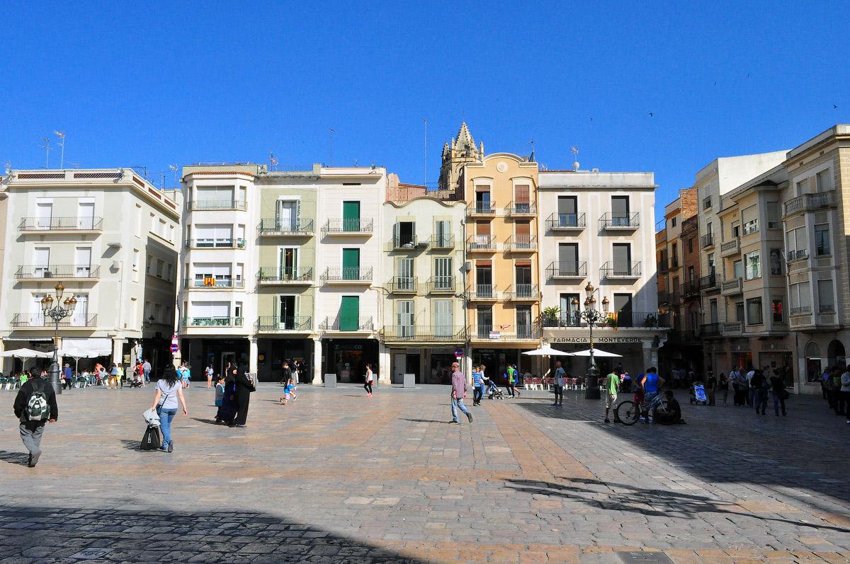 DSC_7020.jpg Город Реус, Террагона, Испания, Reus, Terragona, Spain