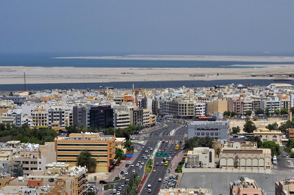 DSC_7575.jpg виды из отеля Al Ghurair Rayhaan by Rotana