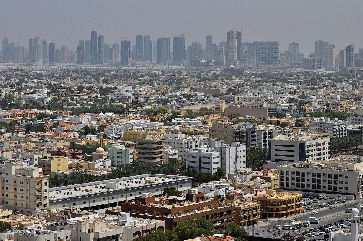 DSC_7576.jpg виды из отеля Al Ghurair Rayhaan by Rotana