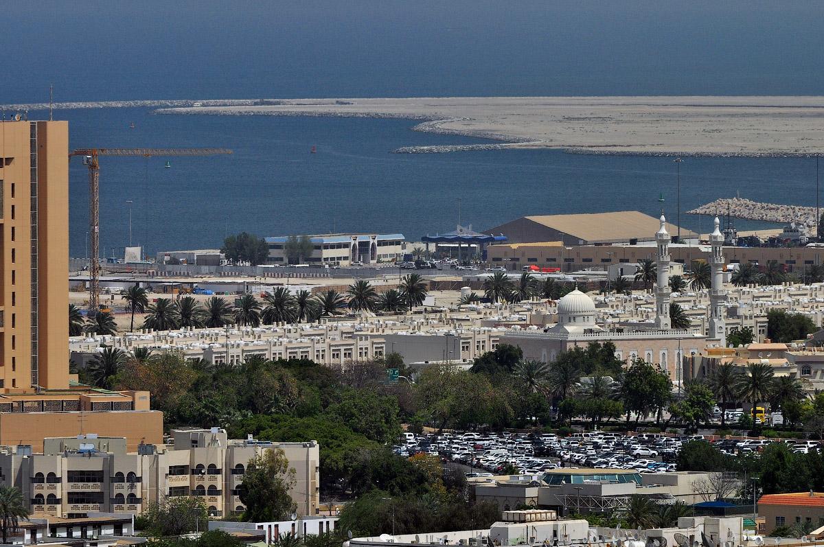 DSC_7579.jpg виды из отеля Al Ghurair Rayhaan by Rotana